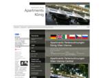 Die Aparmtents König in Wien Vienna bieten Ihnen Apartments - Ferienwohnung in zentraler Lage