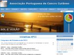 Associação Portuguesa de Cancro Cutâneo - Associação Portuguesa de Cancro Cutâneo