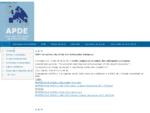 APDE - Associação Portuguesa de Direito Europeu