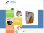 Antifurti Roma Tecnoalarm, Allarmi e Impianti Videosorveglianza | Ape Tekne