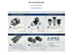 Apex Dynamics Brasil | Redutor Planetário | Cremalheira | Trocador de Ferramenta | Acoplamento |