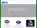 APFA | Associação Pró-Futebol Americano