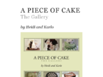 A Piece of Cake 8211; The Gallery by Heidi and Karlo 8211; Order online | Photographic collectio