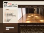 Kamenárstvo Apis, s. r. o. obklady, dlažba na schody, kamenárska výroba v Bratislave