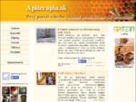 Apiterapia. sk - Prvý portál o liečbe včelími produktmi na Slovensku