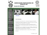 Associação Portuguesa de Karate-Do - Index