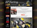 Vente et réparation de matériel karting neuf et occasion Revendeur exclusif karts PCR à Lyon...