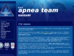 A. S. D. Apnea Team Sassari