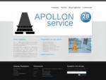 Apollon Service Καθαρισμοί Κτιρίων