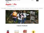 Articoli per bambini e neonati, negozio online Apple Pie