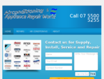 Air Conditioning and Appliance Repair World