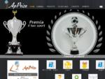 Trofei personalizzati - Ragusa - Art Premia