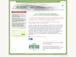 Bienvenue sur le site Aprotrad