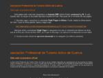 Asociación Profesional de Turismo Activo de Cuenca. Sitio web corporativo oficial.