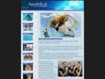 Aquabella - Slovenské synchronizované (synchro) plávanie