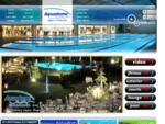 Aquadome κλειστό κολυμβητήριο, δεξιώσεις γάμου, squash