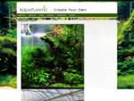 AquaPlantic   Create Your Own Aquarium