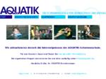 Schwimmschule Aquatik schwimmen lernen in Frechen Huuml;rth Rhein-Erft-Kreis - Bonn - Sauer