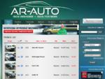 AR-Auto Sales, Your one stop autoshop