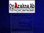 www. arakna. fi