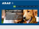 Čerstvé, zdravé krmivo pre psov a mačky - ARAS Krmivo