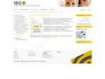 IBG - Innovatives Betriebliches Gesundheitsmanagement wurde 1995 mit dem Anspruch gegründet, Betrie