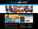 Arcade Trader - Amusement Machines, Pinballs, Merchandise, Arcade Machines
