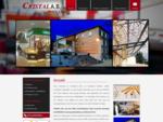 Situee pres de Saint-Etienne (42), Cristal AB est une societe specialisee dans architecture et a...