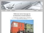 Architekturbuuml;ro Bertwin Kaufmann - Mouml;nchberg