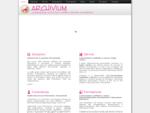 ARCHIVIUM - Gestione Documentale e Conservazione a Norma
