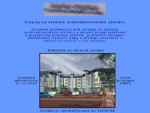 ARCHOMA - Ateliér CHOMA, Projekcia - architektúra a design