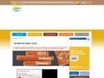 Site officiel L'Ardèche Plein Sud regroupant les 10 Offices de Tourisme du territoire