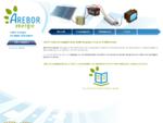 Vente en ligne de kits solaires photovoltaiques avec batterie. Equipement pour site isole, campi...