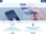 Arena Interactive Oy - Mobiilipalvelut ja SMS Gateway