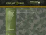 Широкий ассортимент товаров военного направления. Качественные товары, которые отвечают международ