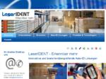 Startseite - LaserIdent GmbH