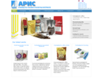 Арис производство пакетов - Арис. Производство упаковки. Пакеты для кофе, чая, дой-пак, вакуумн