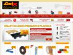 Arix imballaggi - tutti i prodotti per l imballaggio industriale