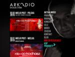 Arkadio - Oficjalna strona - Aktualno¶ci