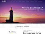 Arkley Seed Fund SA | Venture Capital