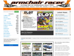 Armchair Racer, Slot Cars, Scalextric, Ninco, Fly, Carrera