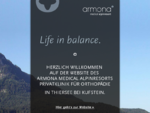 Armona Medical Alpinresort - Reha-Klinik Thiersee, Hotel Tirol