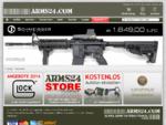 Waffen - Munition - Wiederladen   Online Shop Arms24.com