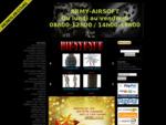Army Airsoft la qualité à prix soft'!!! Retrouvez ici un large gamme de répliques et d'accessoir...