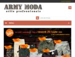 Abbigliamento Militare Equipaggiamento e Articoli militari ArmyModa. it