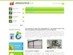 Αρναουτέλης - Τυποποίηση ρυζιού οσπρίων