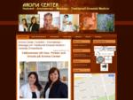 AromaCenter Hudvård – Aromaterapi – Massage – Traditionell Kinesisk Medicin i Centrala Örnsköldsvik