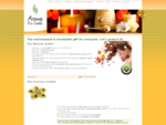 Aroma eco candles hypo-allergenic pure beeswax