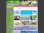 Aromaflor vous propose une gamme de soins entièrement naturels, élaborée à partir de plantes et ...