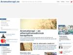 Aromaterapi. se - Välgörande eteriska oljor från växtriket